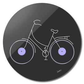 Vinyl Bike