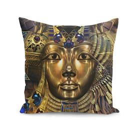 The Golden Egyptian Queen - Gold