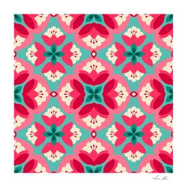 ceramic ornaments pattern