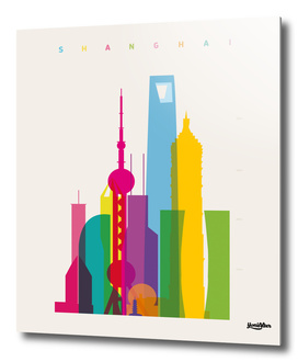 Shapes of Shanghai in Scale