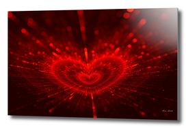 Red Heart Valentine's Day
