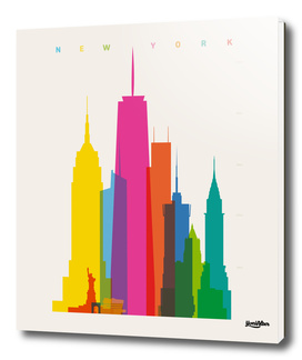 Shapes of NYC