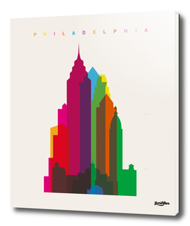 Shapes of Philadelphia