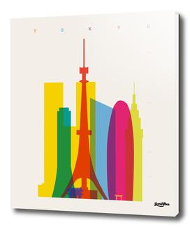 Shapes of Tokyo