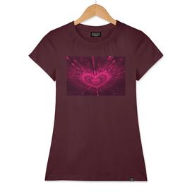 Pink Heart | Valentine's day