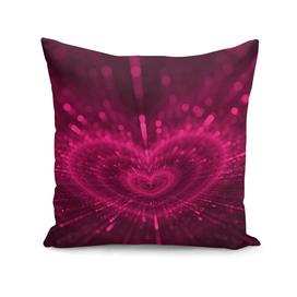 Pink Heart   Valentine's day
