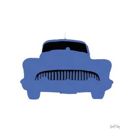 1953 Buick Blue Square