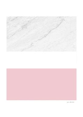 Marble White Blush
