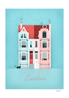 Cats in London