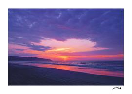 Broken Sunset by #Bizzartino