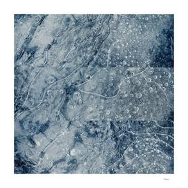 frozen ground dark