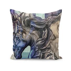 The Knightless Horses - Blue Version