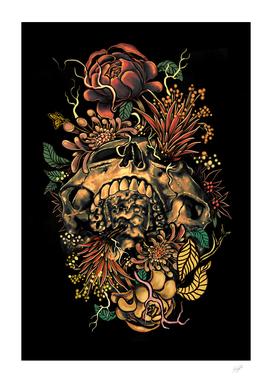 Skull Flora