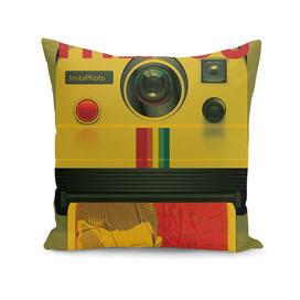 STRANGER polaroid