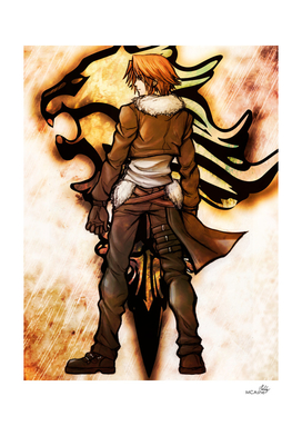 Squall Griever