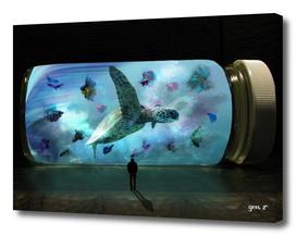 Pill Aquarium by GEN Z