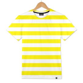 Horizontal Yellow Stripes