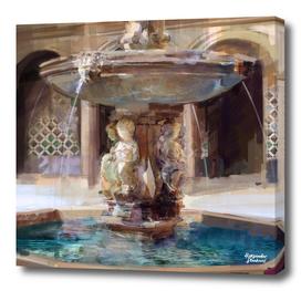 Cupid's Fountain