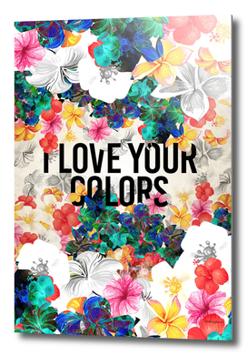I love your colors