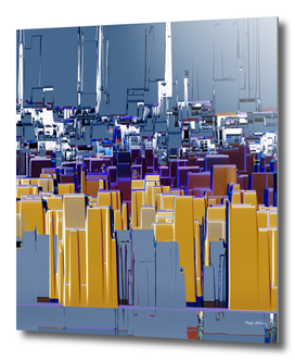 Abstract Composition 481