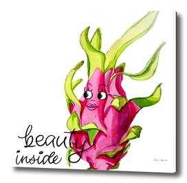 Beautiful dragom fruit