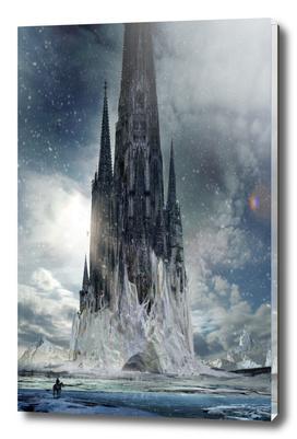 Gothic Ice Castle