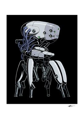 Brainbot White edition