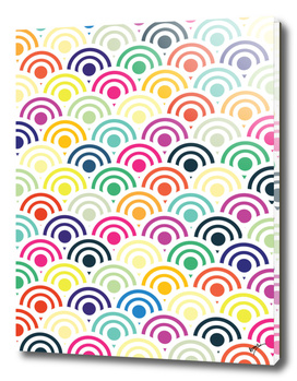 Colorful Circles II