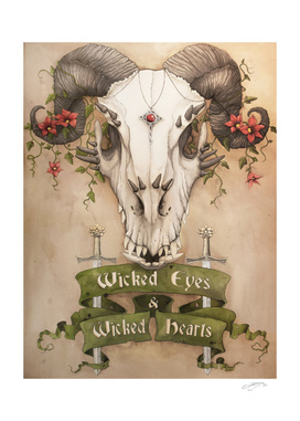 Wicked Eyes and Wicked Hearts