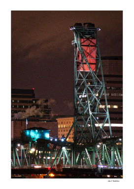 Hawthorne Vertical Lift Bridge