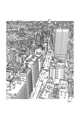 Tokyo Bunkyo-ku