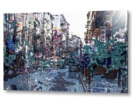 Submerged, New York