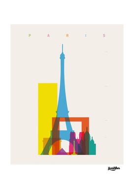 Shapes of Paris