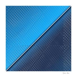 metallic blue gradient texture