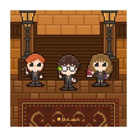 16-bit Harry Potter