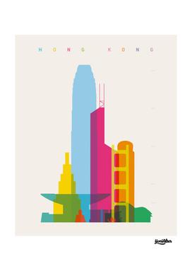 Shapes of Hong Kong