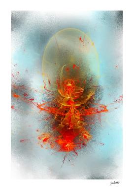 l'œuf blessé