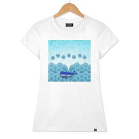 SPERM WHALE OCEAN