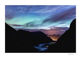 Trollstigen Aurora