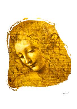 De Vinci - La Scapigliata