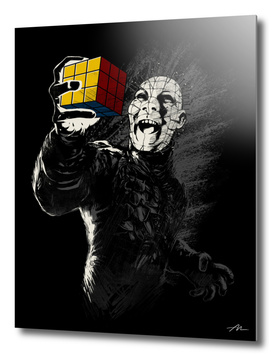 Cube Solved!
