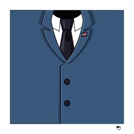 Stan Smith CIA Suit