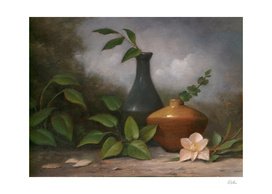 Late Afternoon Stilllife