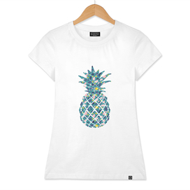 Pineapple Teal