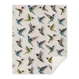Hummingbird pattern