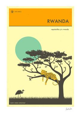 Visit Rwanda