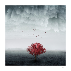 the red tree II