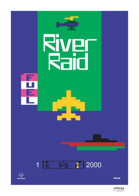 RAID Naval battle in the river in game