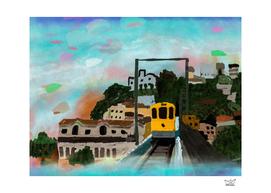 Rio Watercolors - Lapa