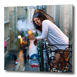 Morning Cigarette